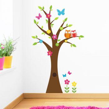 boom-met-vlinders-en-uilen