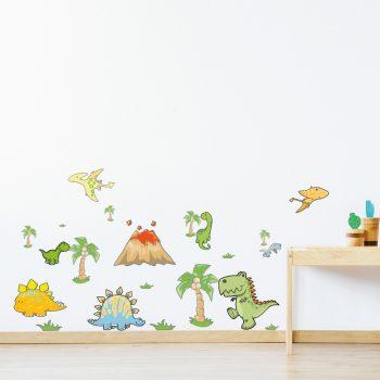 dinosaurussen-kinderkamer-t-rex-dinos-rexxen