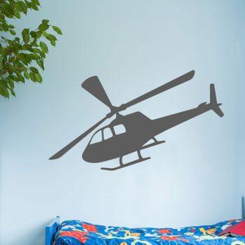 helicopter-muursticker-kinderkamer-vliegtuig