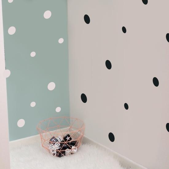 stippen-cirkels-rondjes-stickers-muurstickers-wandstickers-deurstickers