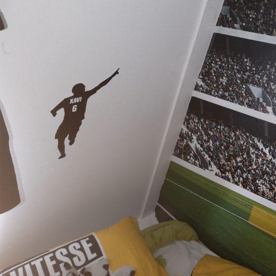 voetbalkamer-ideeen-muursticker-wand-decoratie