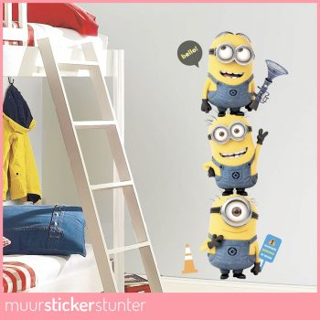 Minion-muursticker