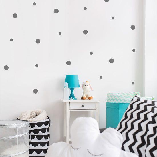 stippen-muurstickers-scandinavische-stijl-accessoires-muur