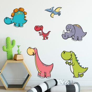Dinos Dinosaurussen