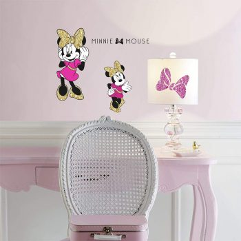 Disney-Minni-Mouse-muis-muursticker
