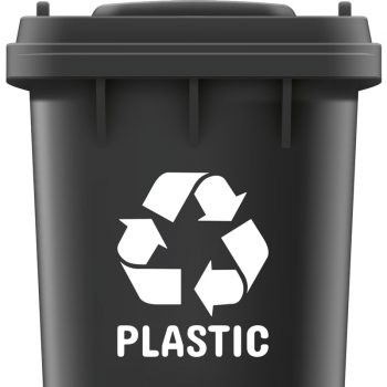 plastic-recycle-sticker-wit-zwart-container