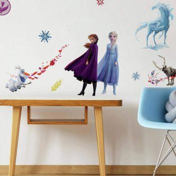 Frozen-2-Anna-Elsa-Olaf-Disney-II