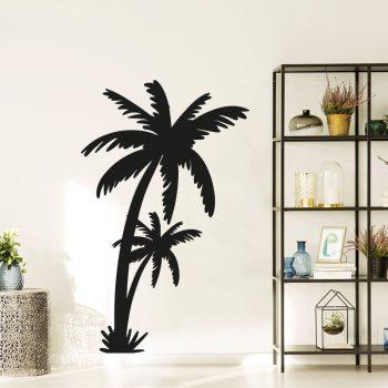 muursticker-palmboom-palmen-zon-zwart-diy-goedkoop-leuk-ideeen-babykamer-kinderkamer