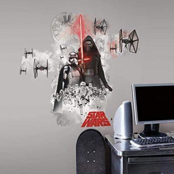 star wars muursticker post decoratie